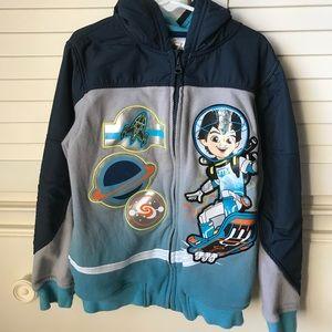 Disney Miles From Tomorrowland Jacket Size 7/8